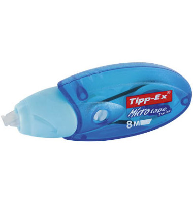 Korrekturroller Micro Tape Twist 5mm x 8m Einweg