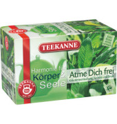 Wellness-Tee Atme Dich frei Kräuter 20x 2g Beutel