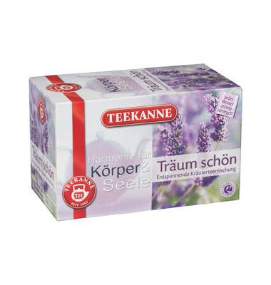 Wellness-Tee Träum schön Beutel entspannend 20x 2g Beutel