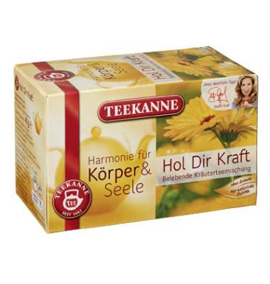 Wellness-Tee Hol Dir Kraft Beutel belebend 20x 2g Beutel