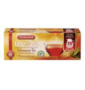 Teeflott Schwarzer Tee 25x5,5g