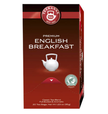 Fin.English Breakfast Se. kuv. Aro.sch. Schwarztee 20x 1,75g Beutel