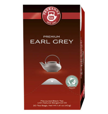 Finest Earl Grey Select. kuv. Aro.sch. Schwarztee 20x 1,75g Beutel