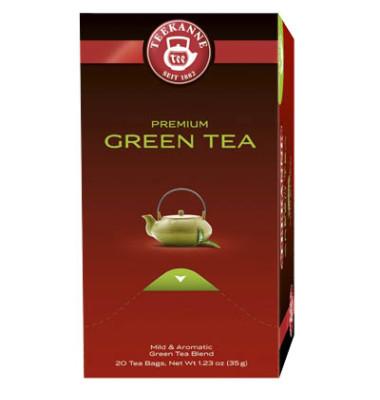 Finest Green Tea Select. kuv. Aro.sch. Grüner Tee 20x 1,75g Beutel