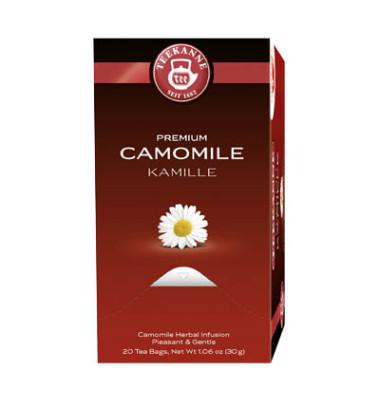 Tee Feinste Kamille Aro.sch. Kräutertee 20x 1,5g Beutel