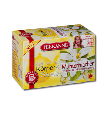 Wellness-Tee Muntermacher Beutel 20x2,0g