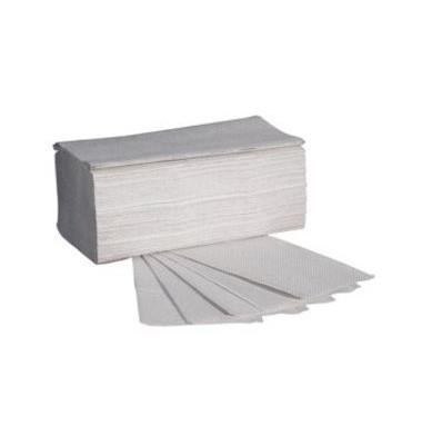 Papierhandtücher 060302 racon easy ZZ-Zickzack 25 x 23 cm 1-lagig natur Krepp 5000 Tücher