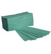 Papierhandtücher 061231 racon easy C-Falz 25 x 31 cm 1-lagig grün Krepp 3744 Tücher