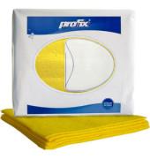 Wischtücher 066885 profix 4-Farb-Tücher gelb 320 Tücher