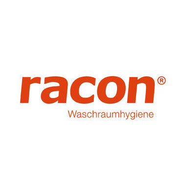 Rollenhandtücher 075290 racon premium 2-140 Außenabrollung 2-lagig Tissue hochweiß 6 Rollen