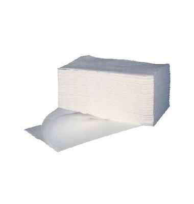 Papierhandtücher 080850 profix HT premium Z-Falz 22 x 40 cm Airlaid hochweiß 1-lagig 1200 Tücher