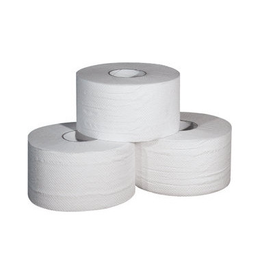 Toilettenpapier premium Jumbo 090507 2-lagig 12 Rollen