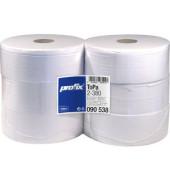 Toilettenpapier profix premium Jumbo 090538 2-lagig 6 Rollen