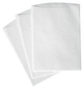 Waschhandschuh foliert Airlaid weiß 16x22cm 20x 50 Stück