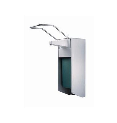 Desinfektionsmittelspender 119574 Temdex SD0502 Aluminium 0,5L langer Armhebel