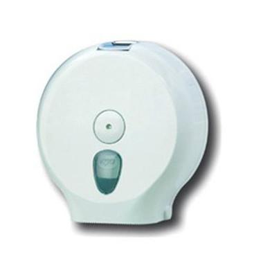 Toilettenpapierspender 119789 racon classic S Großrolle bis 23 cm Ø weiß