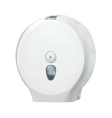 Toilettenpapierspender 120174 Racon Classic L jumbo weiß abschließbar