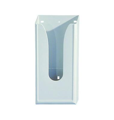 Hygienebeutelspender 120693 racon p-bag weiß