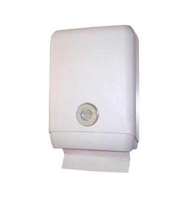 Papierhandtuchspender 122017 profix basic System Interfold weiß