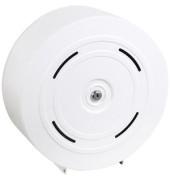 Toilettenpapierspender 123373 racon MW KR für 4 Kleinrollen weiß abschließbar