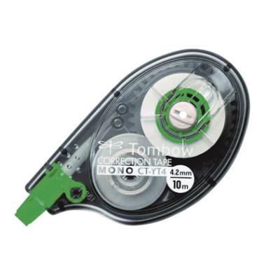 Korrekturroller CT-YT4 Mono 4,2mm x 10m weiß