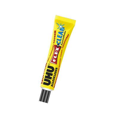 Klebstoff 00069 Flex & Clean gelb 20 g