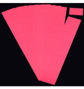 Einsteckkarten für Planrecord lila 70x32mm 90 Stück