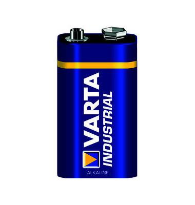 Batterie INDUSTRIAL E-Block / 6LR61 / 9V-Block