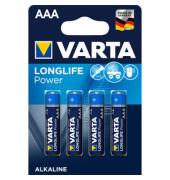 Batterie High Energy Micro / LR03 / AAA 4 Stück