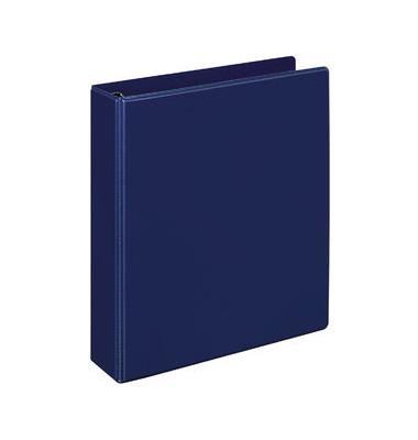 Ringbuch Comfort A5 blau 4-Ring Ø 25mm