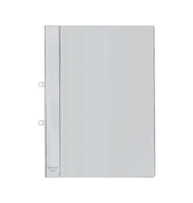 Schnellhefter Veloform 47400 A4 weiß Kunststoff kaufmännische Heftung