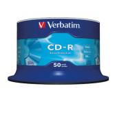 CD-R 52x Spindel 700MB/80min 50 Stück