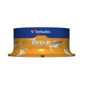 DVD-R 16x Spindel 4,7GB 25 Stück