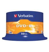 DVD-R 16x Spindel 4,7GB 50 Stück