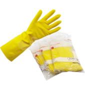 Handschuh Contract Der Ökonom. gelb Gr.L 1 Paar
