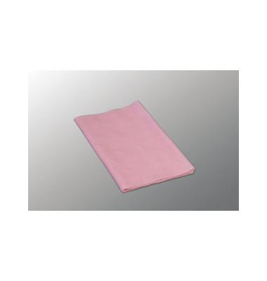 Bodentuch für Hartböden rosa 24 x 60 cm 50 Stück