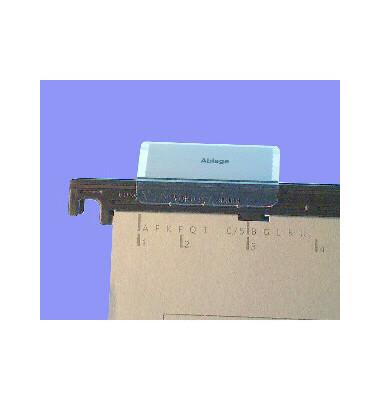 Vollsichtschiebereiter für OM2 transparent 60mm zum schieben