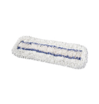 Moppbezug Clipper Tronic 40 cm Baumwolle/Mikrofaser weiß