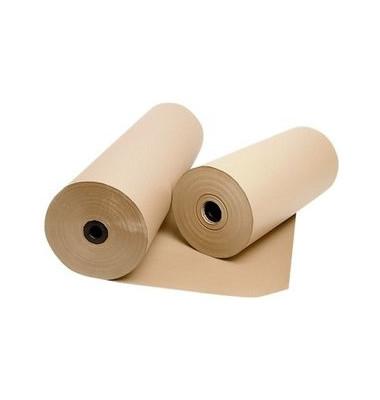 Packpapier natron-misch 80g braun 75cmx270m Rolle