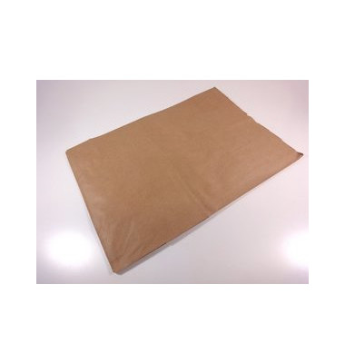 Müllsäcke Papier 25 Liter braun 50 Stück