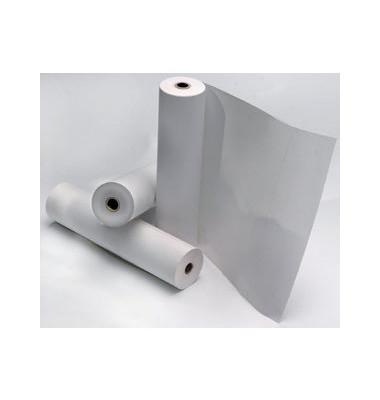 Faxrollen HS KD 25,4mm weiß 210mm x 50m