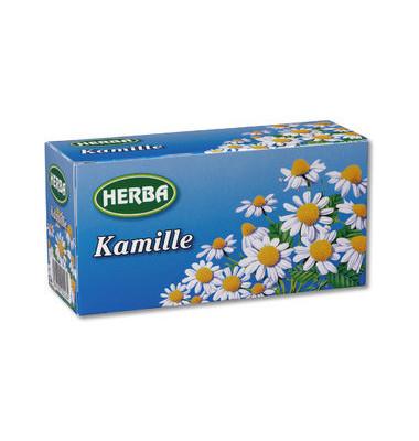Kräutertee Kamille 20x 1,5g Beutel