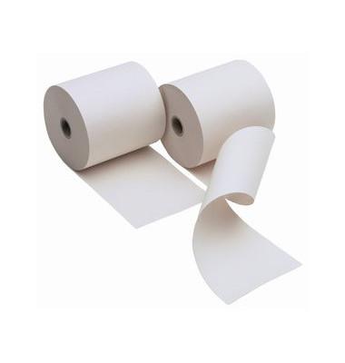 Additionsrolle, 58mmx50m, Kern-Ø:12mm, Rollen-Ø:75mm, weiß