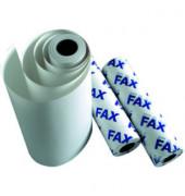 Faxrollen 216mm x 30m Kern-Ø 12,7mm weiß