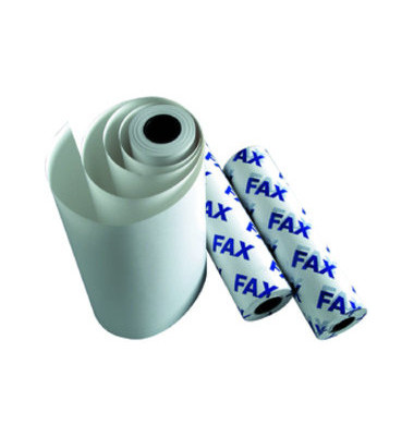 Faxrollen 1,27cm 216mm x 30m highsen.