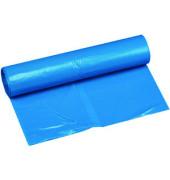 Abfallsack 120 L 60my LDPE blau 700 x 1100 mm 25 Säcke