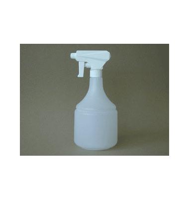 Sprühflasche leer transparent 1 Liter
