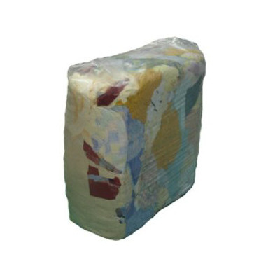 Putztücher Baumwolle/Synthetik bunt DIN61650 10 kg