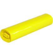 Abfallsack 70 L Standard gelb 575 x1000 mm 25 Säcke