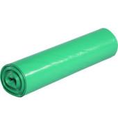 Abfallsack 70 L Stark grün 575 x 1000 mm 25 Säcke
